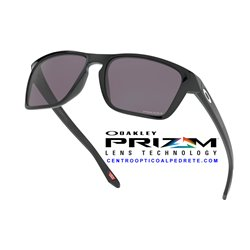 Gibston Polished Black / Prizm Grey (OO9449-01)