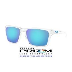 Sylas Polished Clear / Prizm Sapphire (OO9449-04)