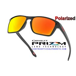 Sylas Black Ink / Prizm Ruby Polarized (OO9449-05)