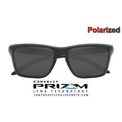Sylas Matte Black / Prizm Black Polarized (OO9449-06)