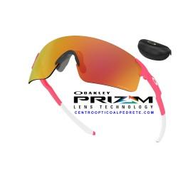 EvZero Blades Matte Neon Pink / Prizm Ruby (OO9454-05)