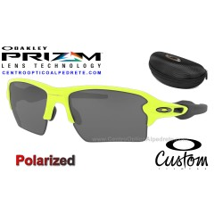 Flak 2.0 Custom Retina / Prizm Black Polarized (OO9295-6989XL)