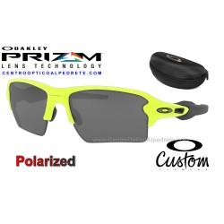 Flak 2.0 Custom Retina / Prizm Black Polarized (OO9295-6989XL)