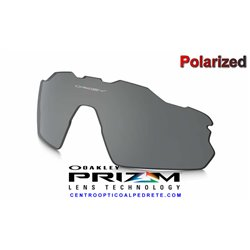 Radar EV Pitch Lente Prizm Black Polarized Vented (101-117-011)