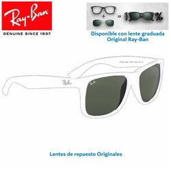 Lentes de repuesto Ray-Ban New ClubMaster Lente Green (RB3016-1016)