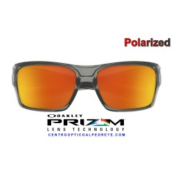 Turbine Grey Ink / Prizm Ruby Polarized (OO9263-57)