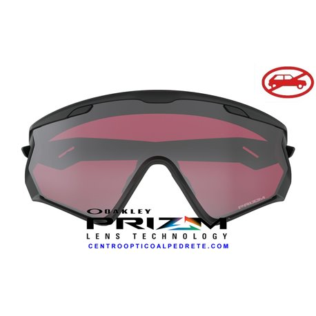 Wind Jacket 2.0 Matte Black / Prizm Snow Black Iridium (OO9418-02)