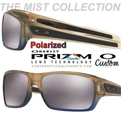 Turbine Custom Navy Mist / Prizm Black Polarized (OO9263-52C)