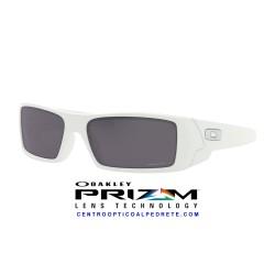 Gascan Matte White / Prizm Black (OO9014-52)