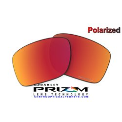 Turbine lente Prizm Ruby Polarized (102-768-012)