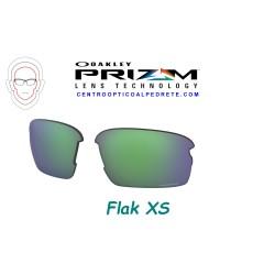 Flak XS Lente Prizm Jade (102-992-011)