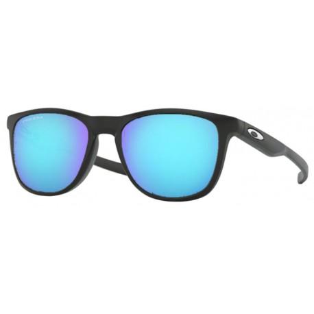 Trillbe X Custom Matte Black / Prizm Sapphire (OO9340-6446)