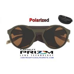 Clifden Matte Olive / Prizm Tungsten Polarized (OO9440-04)