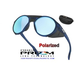 Clifden Matte Traslucent Blue / Prizm Deep Polarized (OO9440-05)