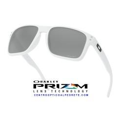 Holbrook XL Matte White / Prizm Black (OO9417-15)