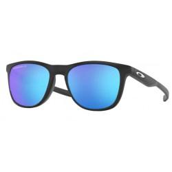 Trillbe X Custom Matte Black / Prizm Sapphire Polarized (OO9340-01/9C)