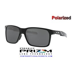Portal X Polished Black / Prizm Black Polarized (OO9460-06)