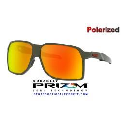 Portal Moss / Prizm Ruby Polarized (OO9446-03)
