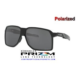 Portal Polished Black / Prizm Black Polarized (OO9446-04)