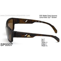 Matte Dark Havana / Kolor Up Brown (SP0007-52E)