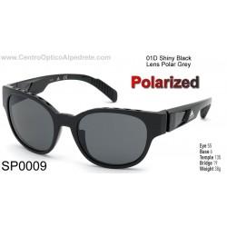 Shiny Black / Grey Polarized (SP0009-01D)
