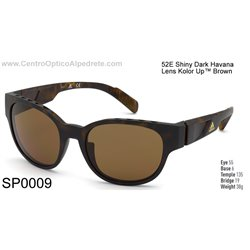 Shiny Dark Havana / Kolor Up Brown (SP0009-52E)