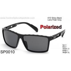 Shiny Black / Grey Polarized (SP0010-01D)
