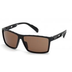 Matte Black / Contrast Brown (SP0010-02E)