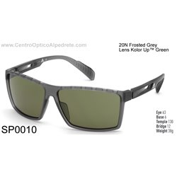 Frosted Grey / Kolor Up Green (SP0010-20N)