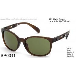 Matte Brown / Kolor Up Green (SP0011-49N)