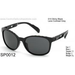 Shiny Black / Contrast Grey (SP0012-01A)