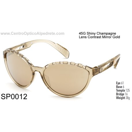 Shiny Champagne / Contrast Mirror Gold (SP0012-45G)