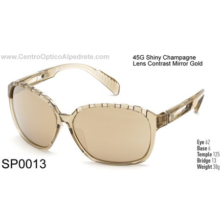 Shiny Champagne / Contrast Mirror Gold (SP0013-45G)