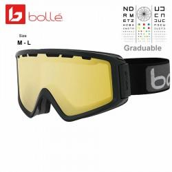 Bolle Z5 OTG Shiny Black / Lemon Gun (21501)