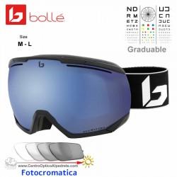 Bolle NorthStar Matte Black Corp / Phantom+ (21895)