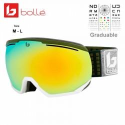 Bolle NorthStar Matte Khaki & White / Sunshine (21902)