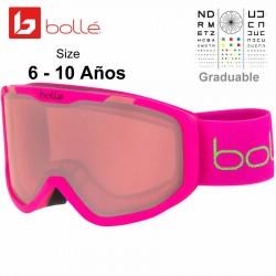 Bolle Rocket Matte Pink Bear / Vermillon (21772)