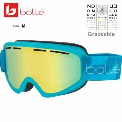 Bolle Schuss Matte Blue / Sunshine (21804)