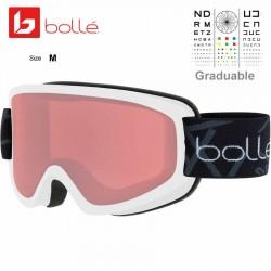 Bolle Freeze Matte White / Vermillon (21877)