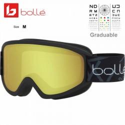 Bolle Freeze Matte Black / Lemon Gun (21799)