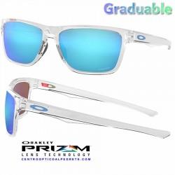 Holston OTD Polished Clear / Prizm Sapphire Iridium (OO9334-13OTD)