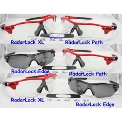 RadarLock Path Lente Prizm Ruby (101-118-021)