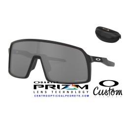 Sutro Custom Matte Black / Prizm Black (OO9406-8620)