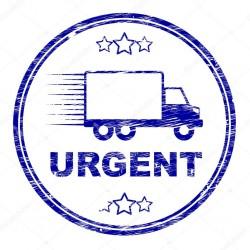 Entrega urgente 12 h (Solo con autorizacion Previa)