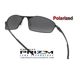 Whisker Satin Black / Prizm Black Polarized (OO4141-03)