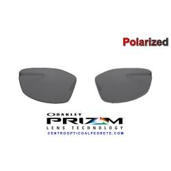 Whisker Lente Prizm Black Polarized (OO4141-03L)