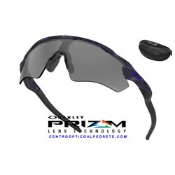 Radar EV Path Electric Purple Shadow Camo / Prizm Black (OO9208-A2)