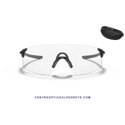 EvZero Blades Polished Black / Clear (OO9454-16)