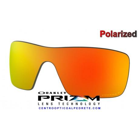 StraightBack Lens Prizm Ruby Polarized (102-875-006)
