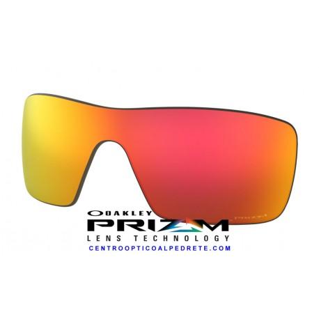 StraightBack Lens Prizm Ruby (102-875-007)